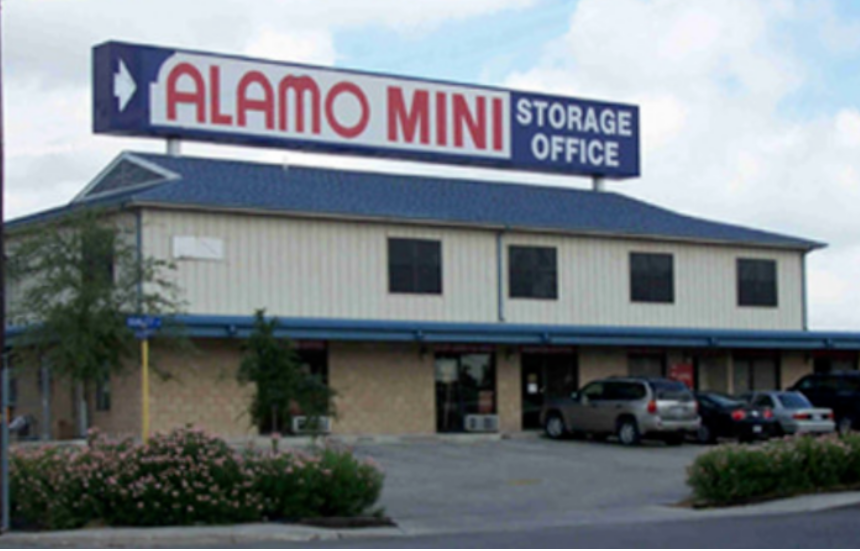 san antionio tx storage units