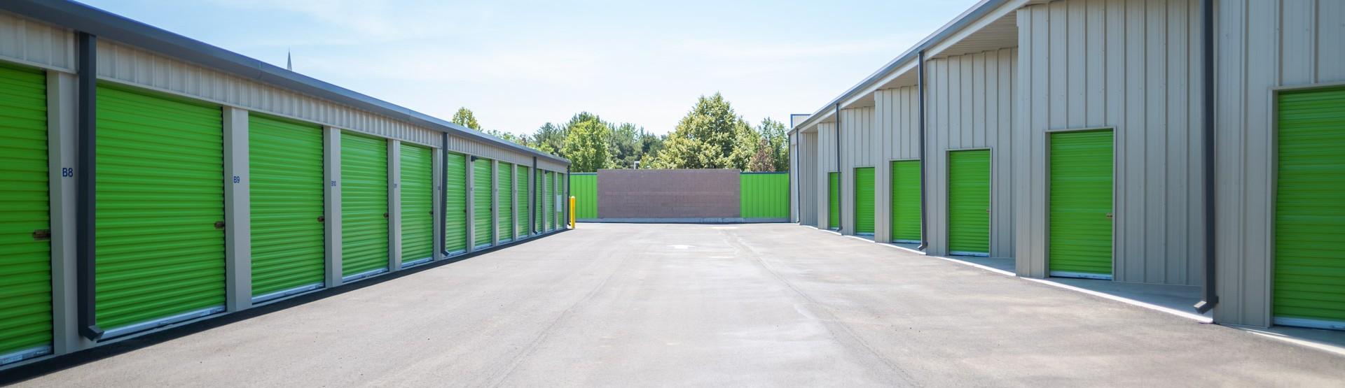 Self Storage units in Boise, ID