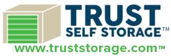 Trust Self Storage logo