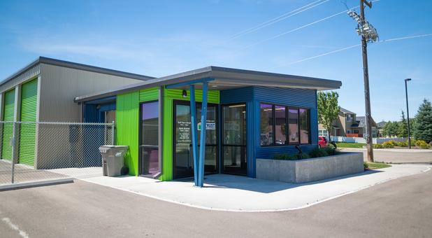 Trust Self Storage - Boise location