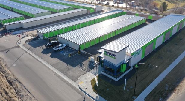 Trust Self Storage facility in Meridian, ID