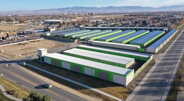 Skyview of Trust Self Storage facility
