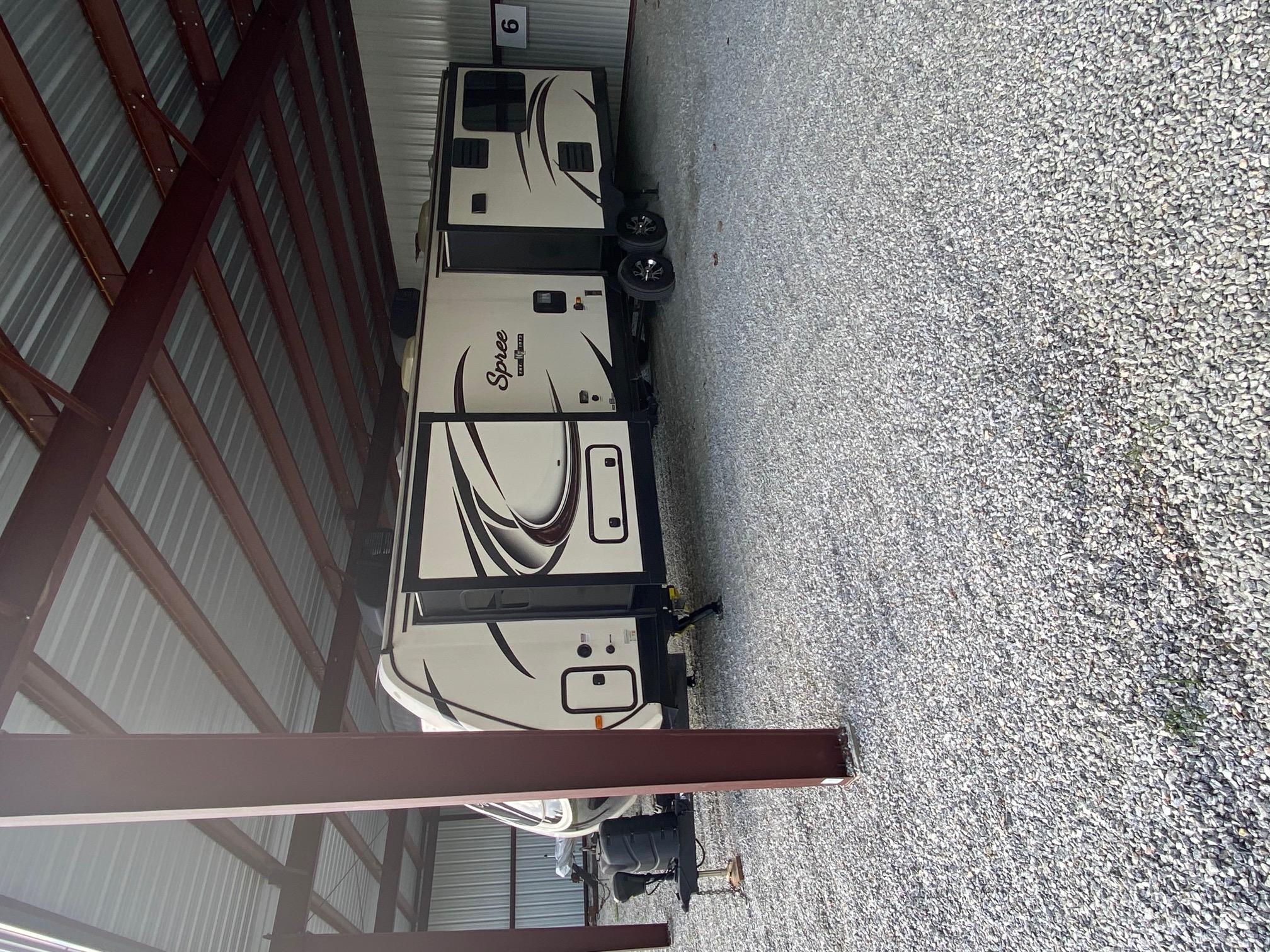 Covered RV / Boat Storage