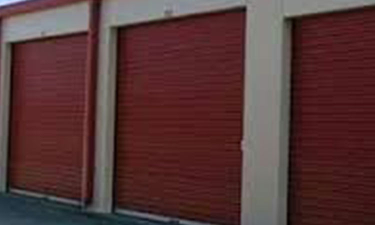 Door of Storage Units