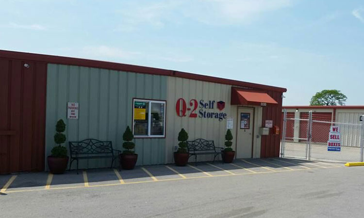 Q2 Self Storage in Chamberlain