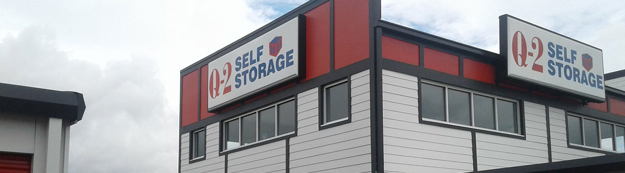 Q2 Self Storage Building
