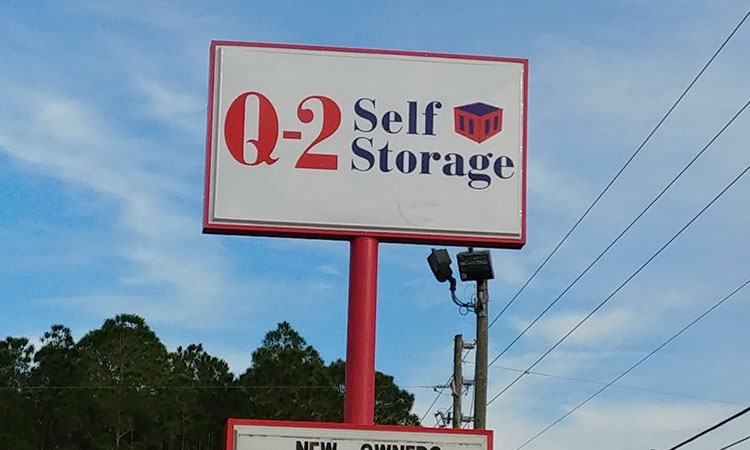 Q2 SELF STORAGE, QUALITY