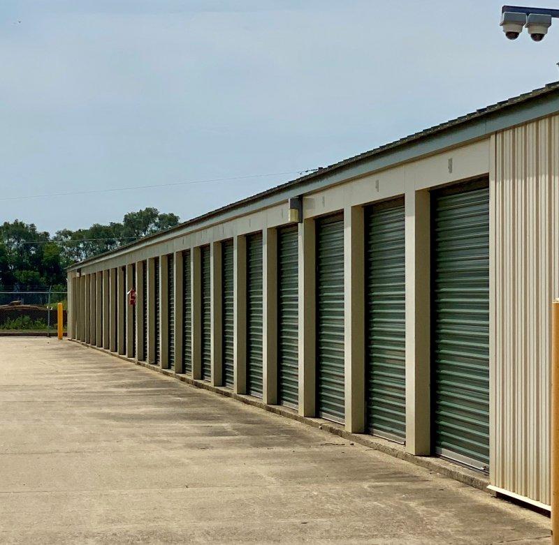 Secure Storage Diagonal St