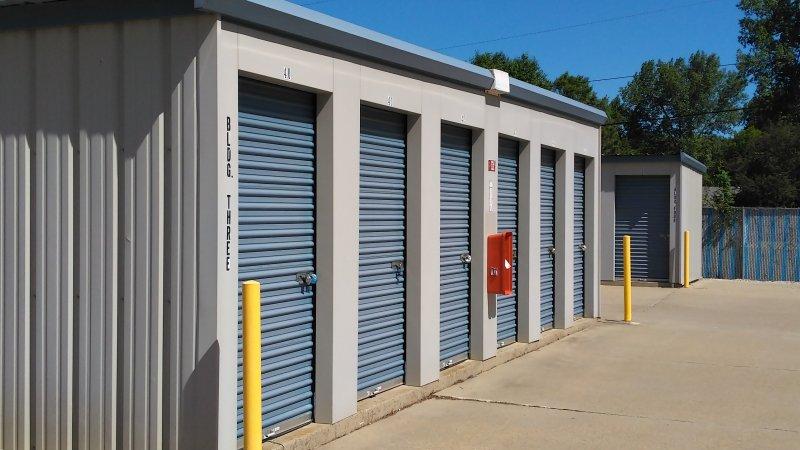 Secure Storage on Logan Ave