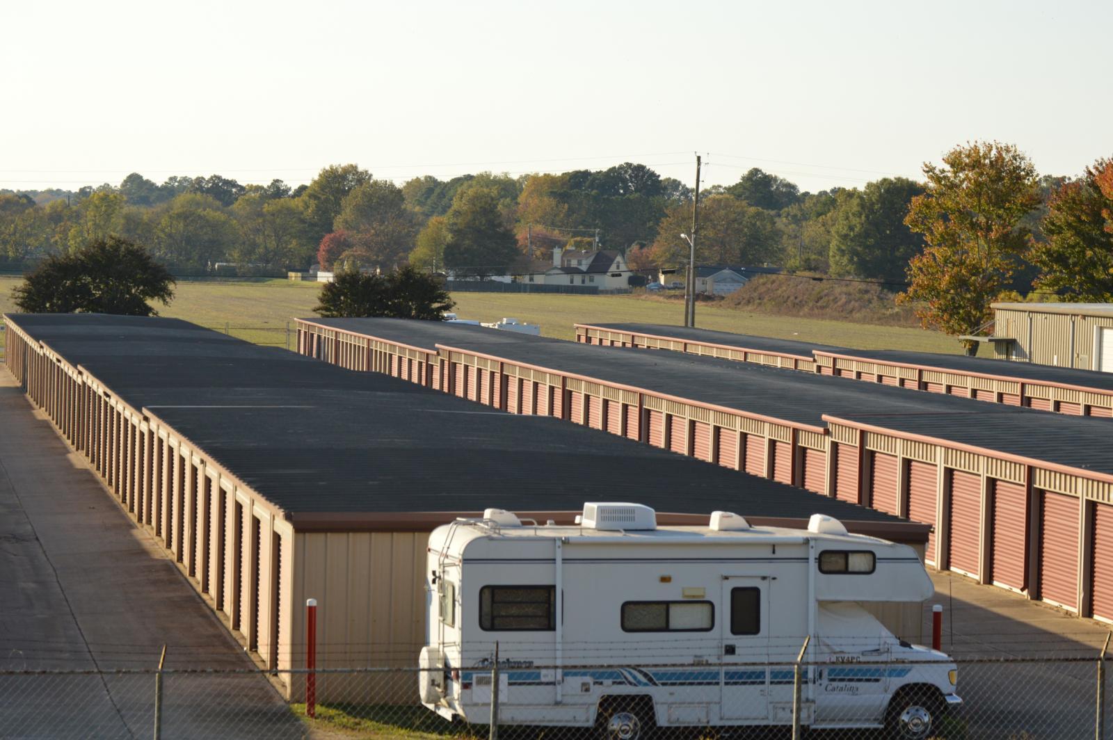 Open Air Storage in Madison, AL
