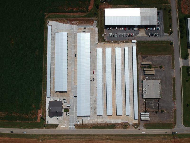 Self Storage Units in Tanner, AL