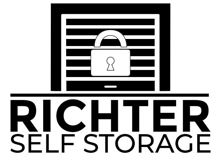 richter self storage logo