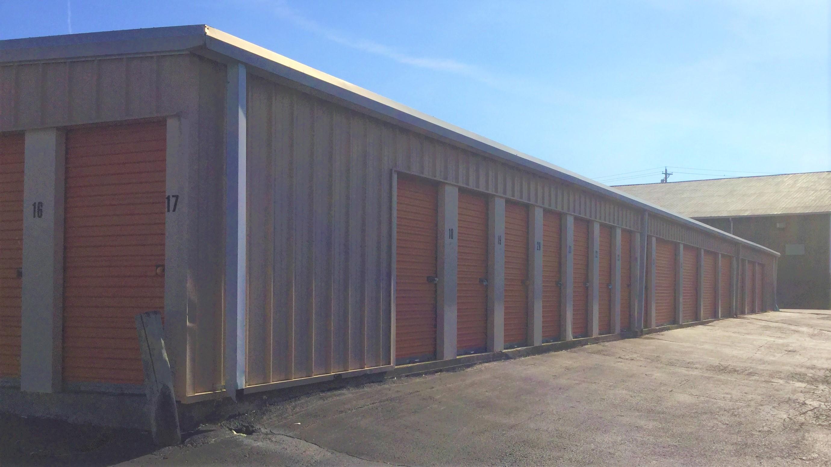 Self Storage in Hamilton, OH