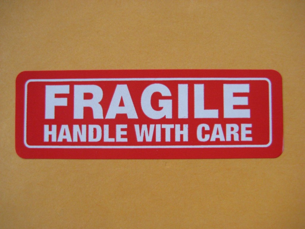 Most Fragile Items