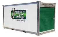 Mobile on the Spot Storage