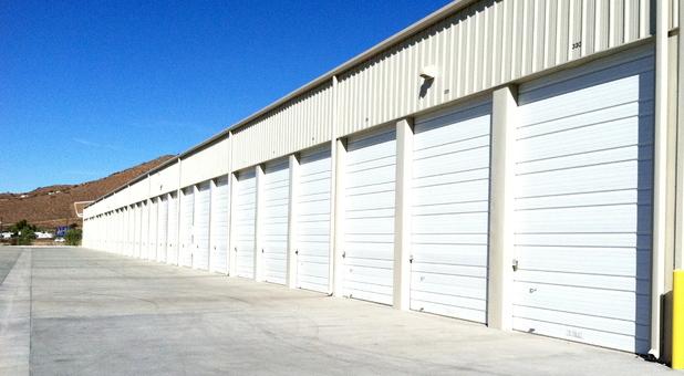 Action Indoor storage building