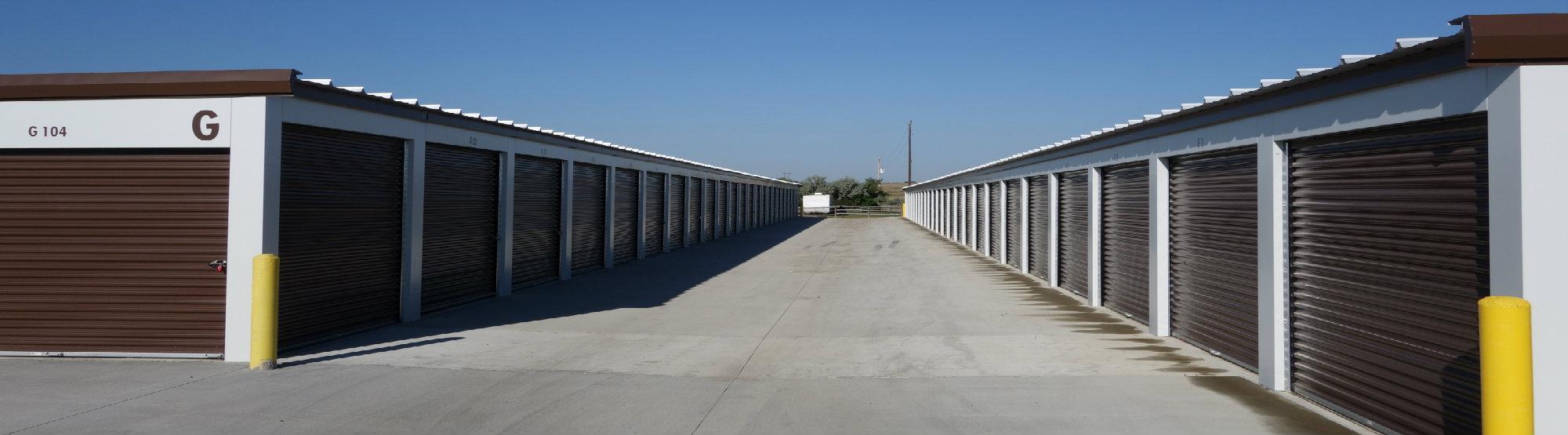 Schatz Storage buildings