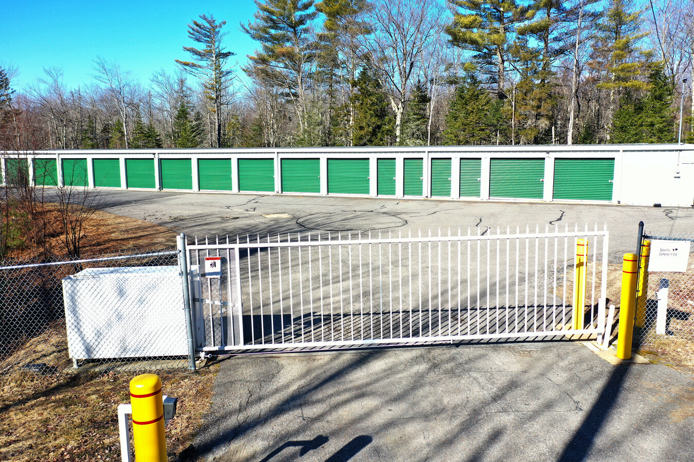 Fenced and Gated Storage Winchendon MA