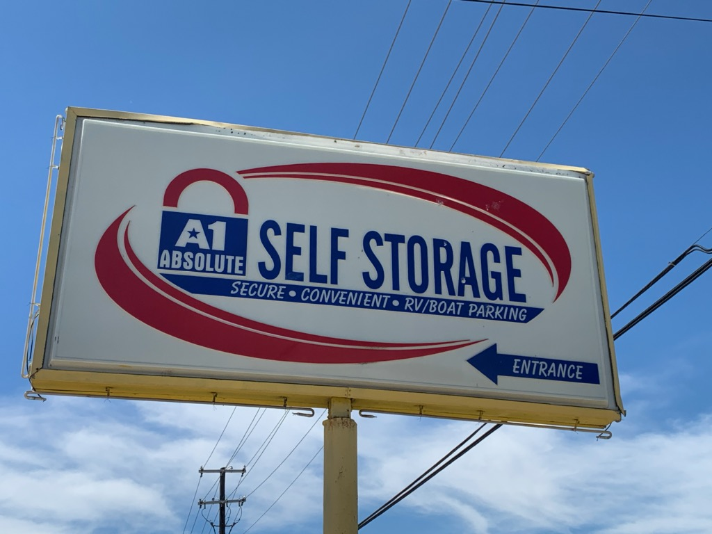 A1 Absolute Self Storage TX