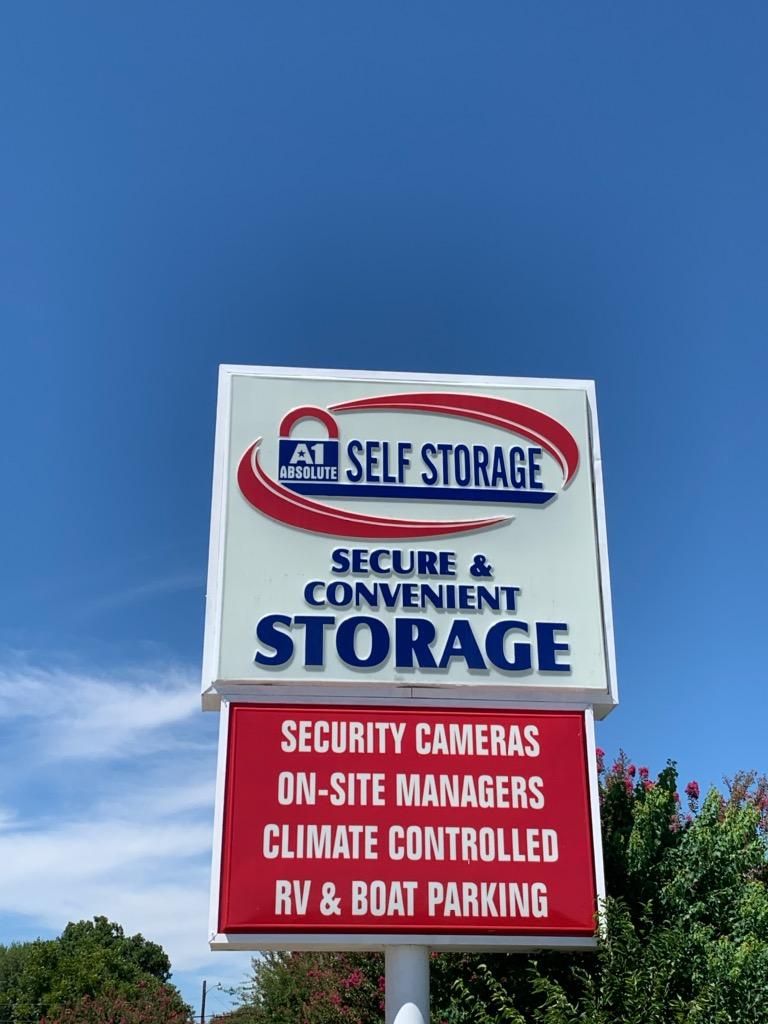 Self Storage in Garland, TX