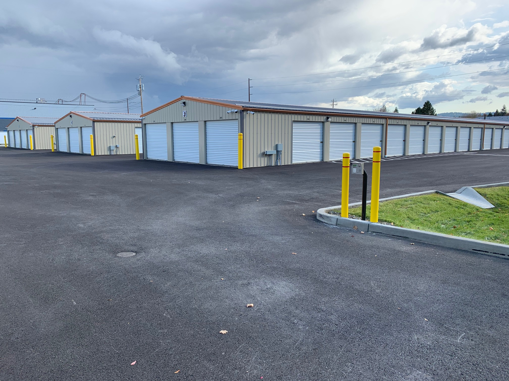 Drive-Up Storage in Spokane Valley, WA