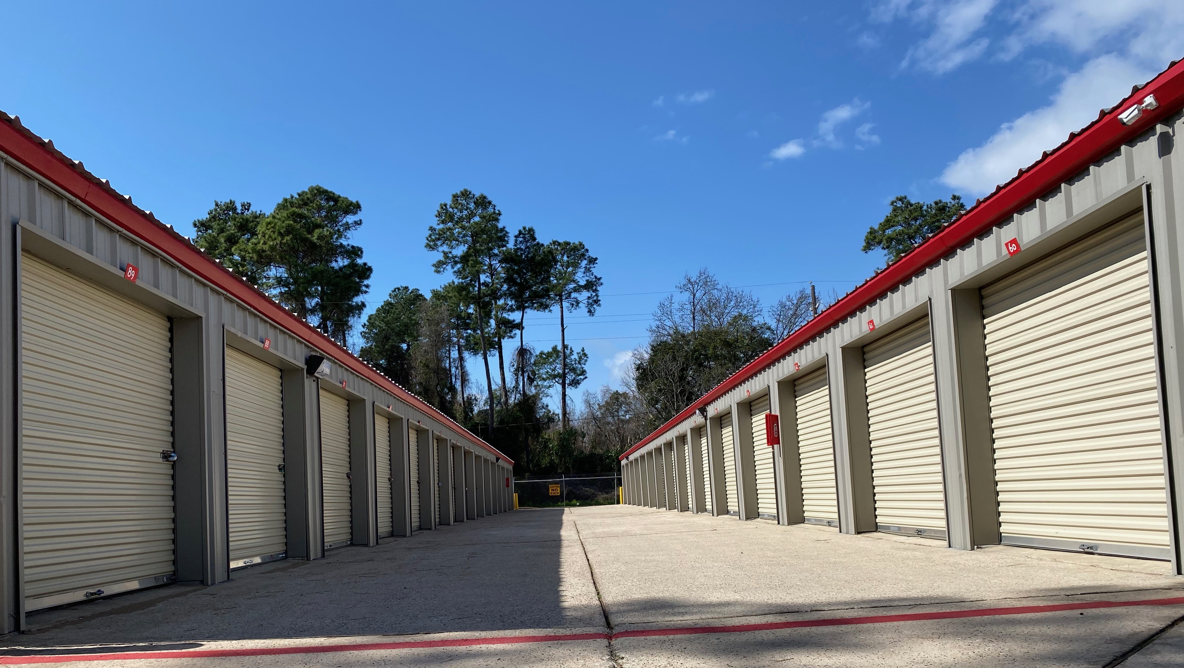 Wally's Self Storage Storage Units