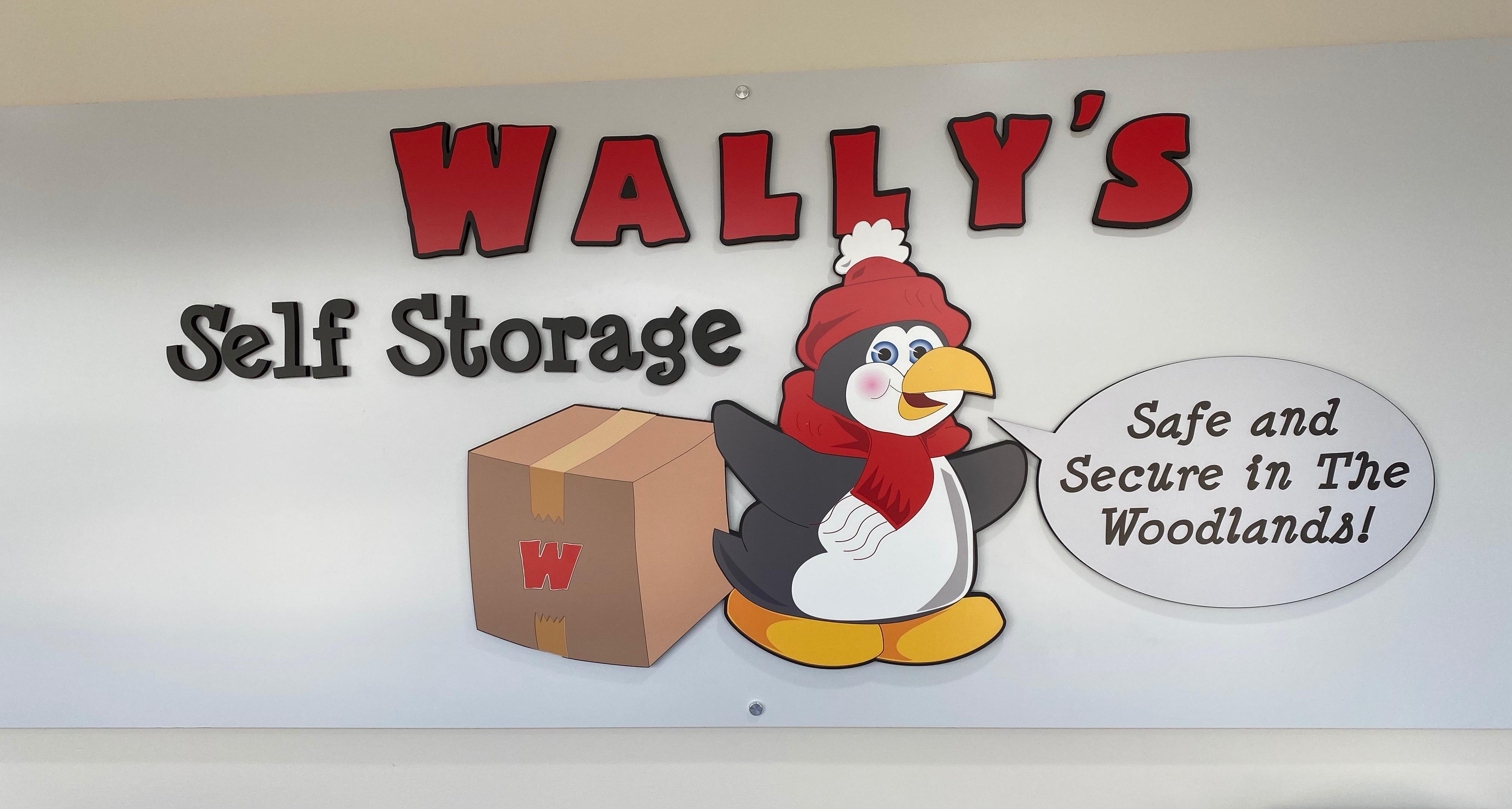 Wally Sign