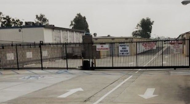 Fenced and Gated Storage Chino, CA
