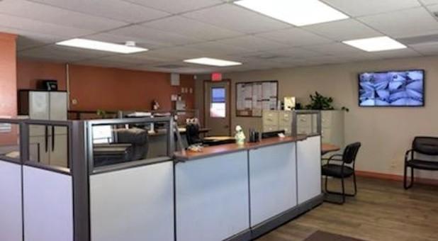 Chino Mini Storage Office