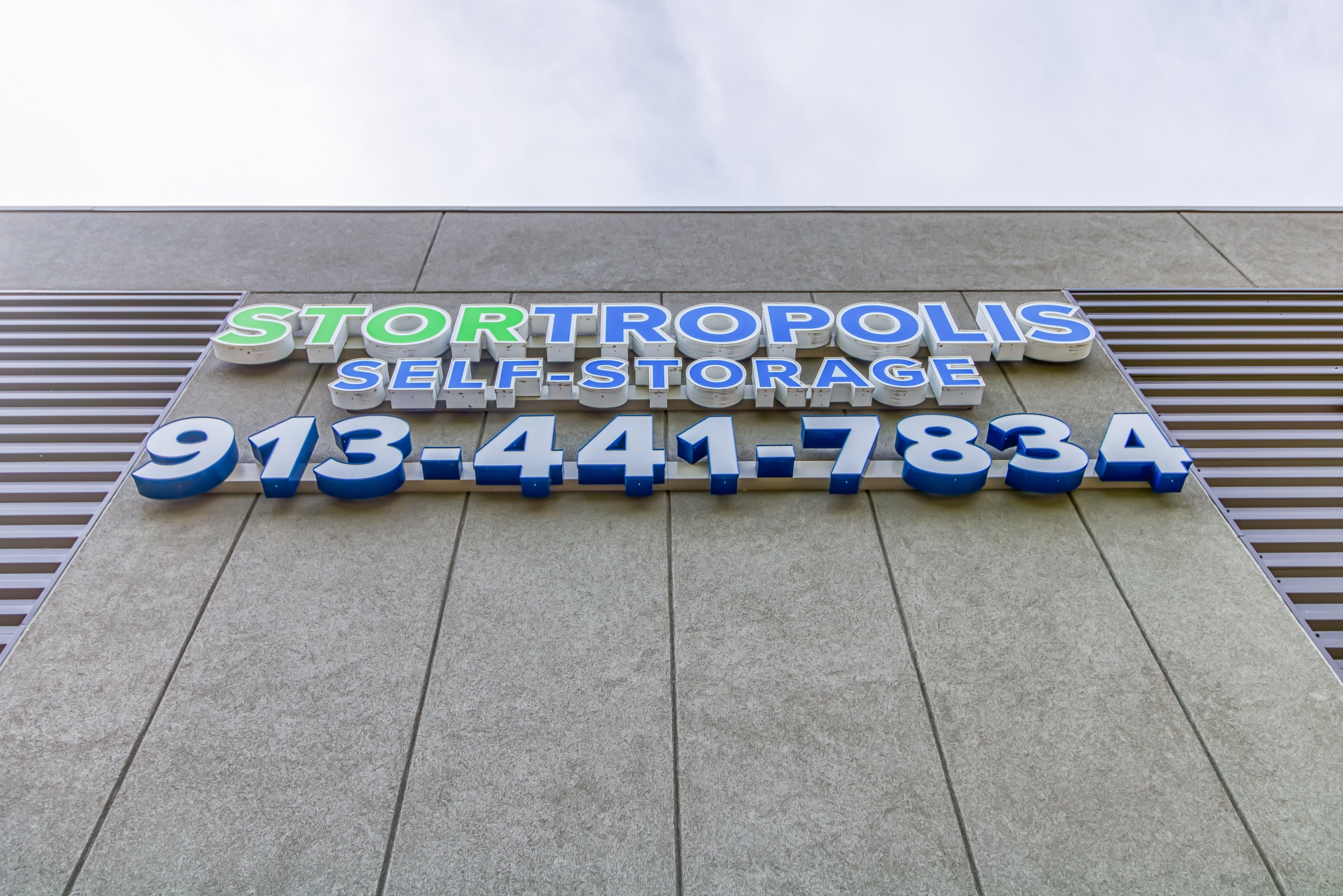 StorTropolis Self Storage in Shawnee KS