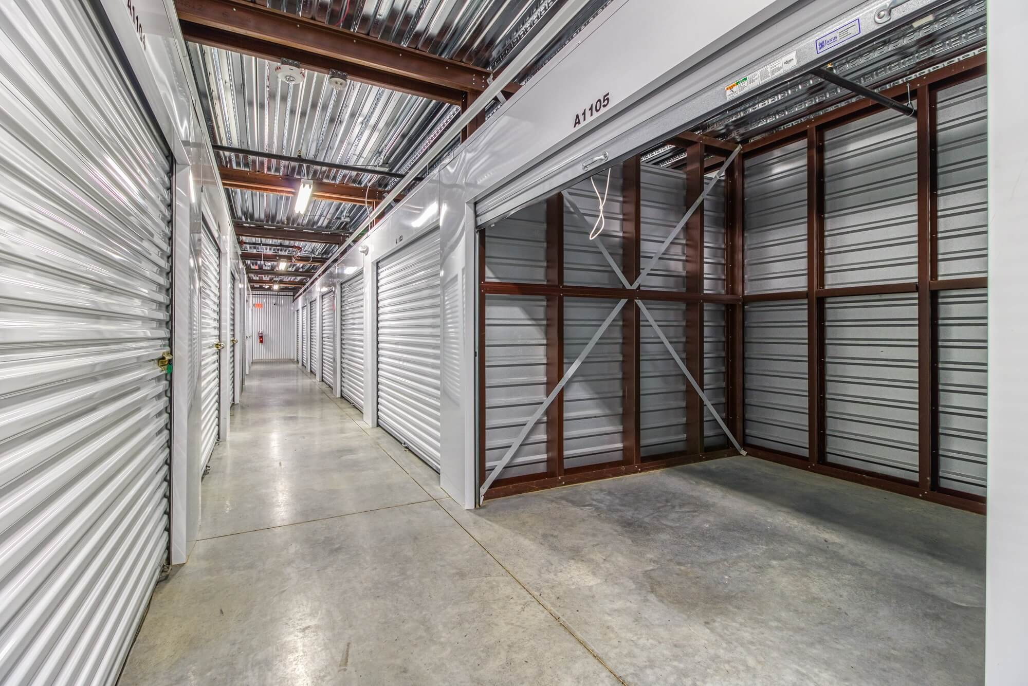 Large Indoor Storage Unit in Blue Springs MO