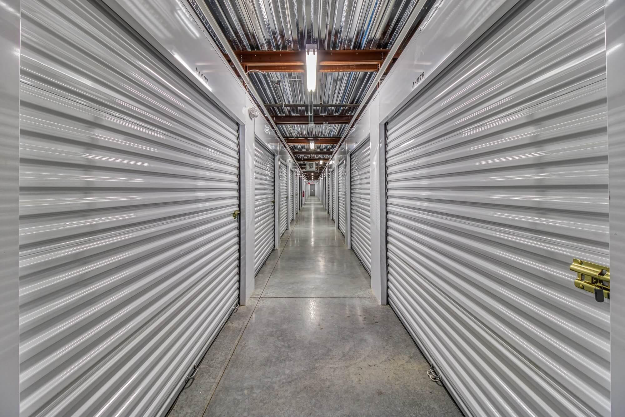 Interior Storage Hallway in Blue Springs MO