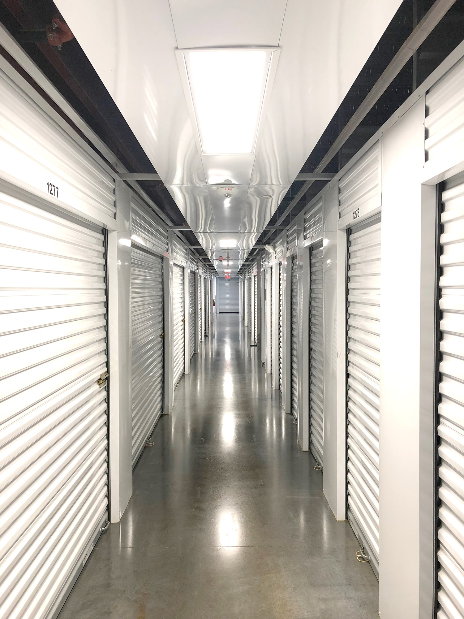 Interior Storage Units in Kansas City MO
