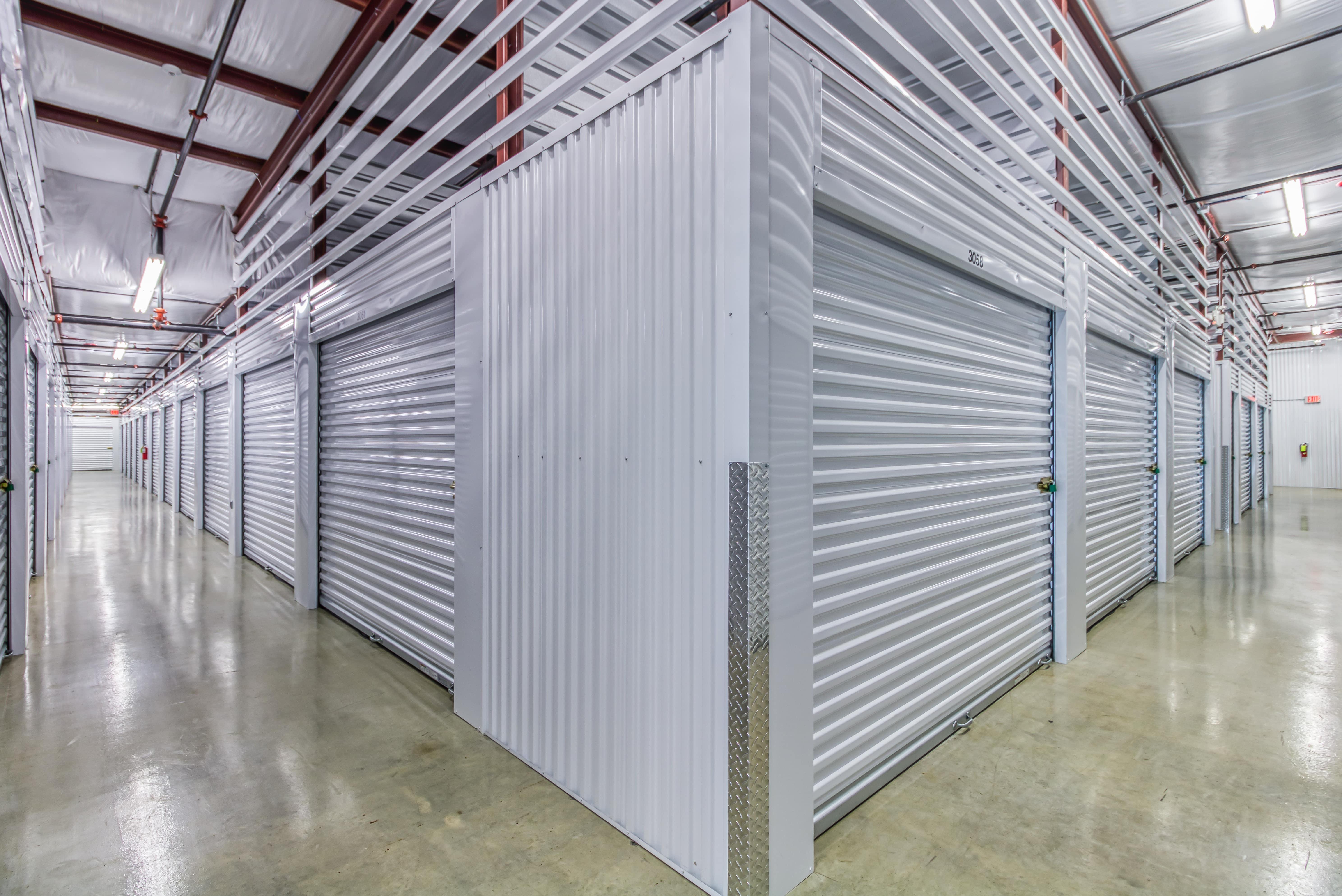 Indoor Self Storage in Shawnee KS