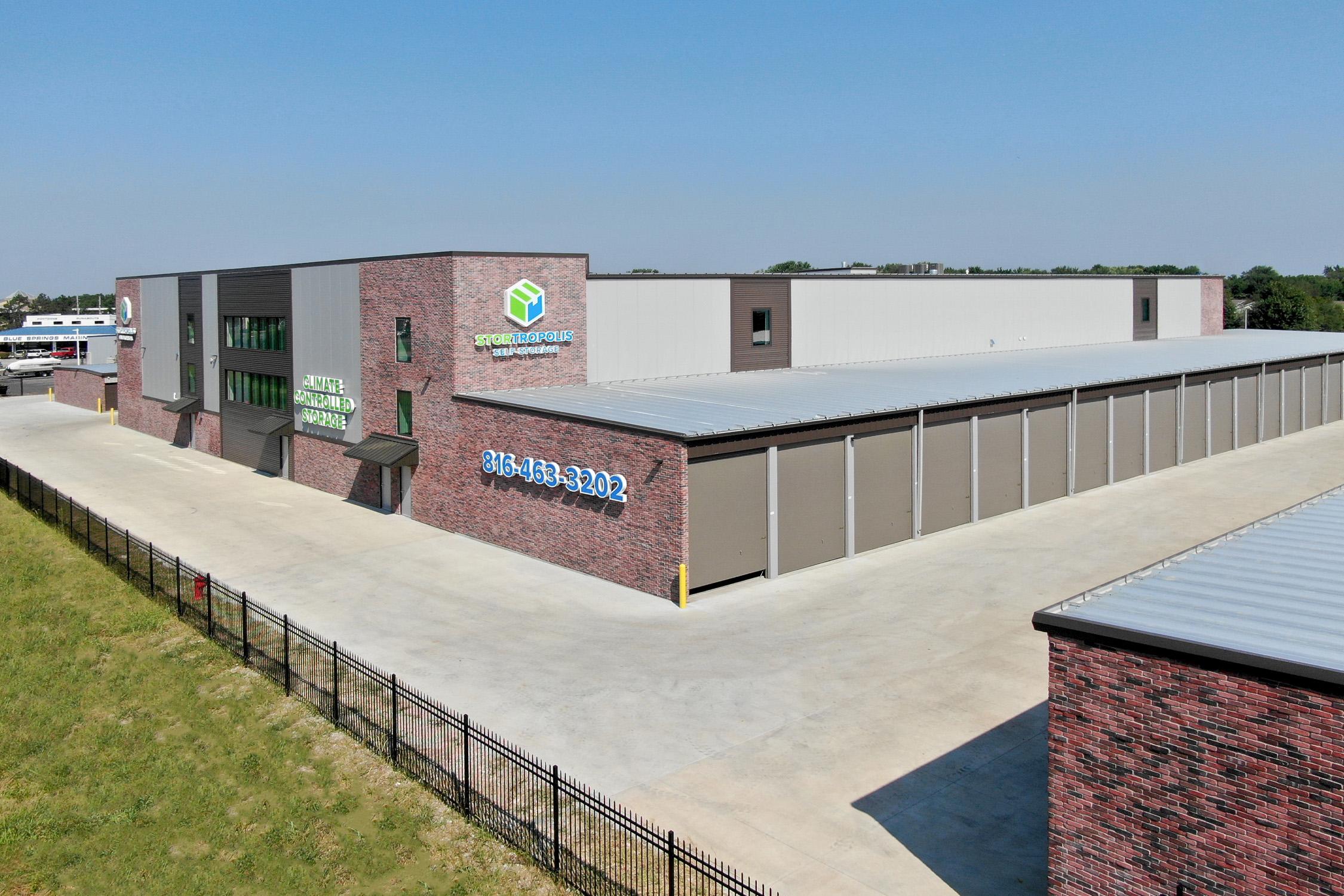 Blue Springs MO Storage Facility