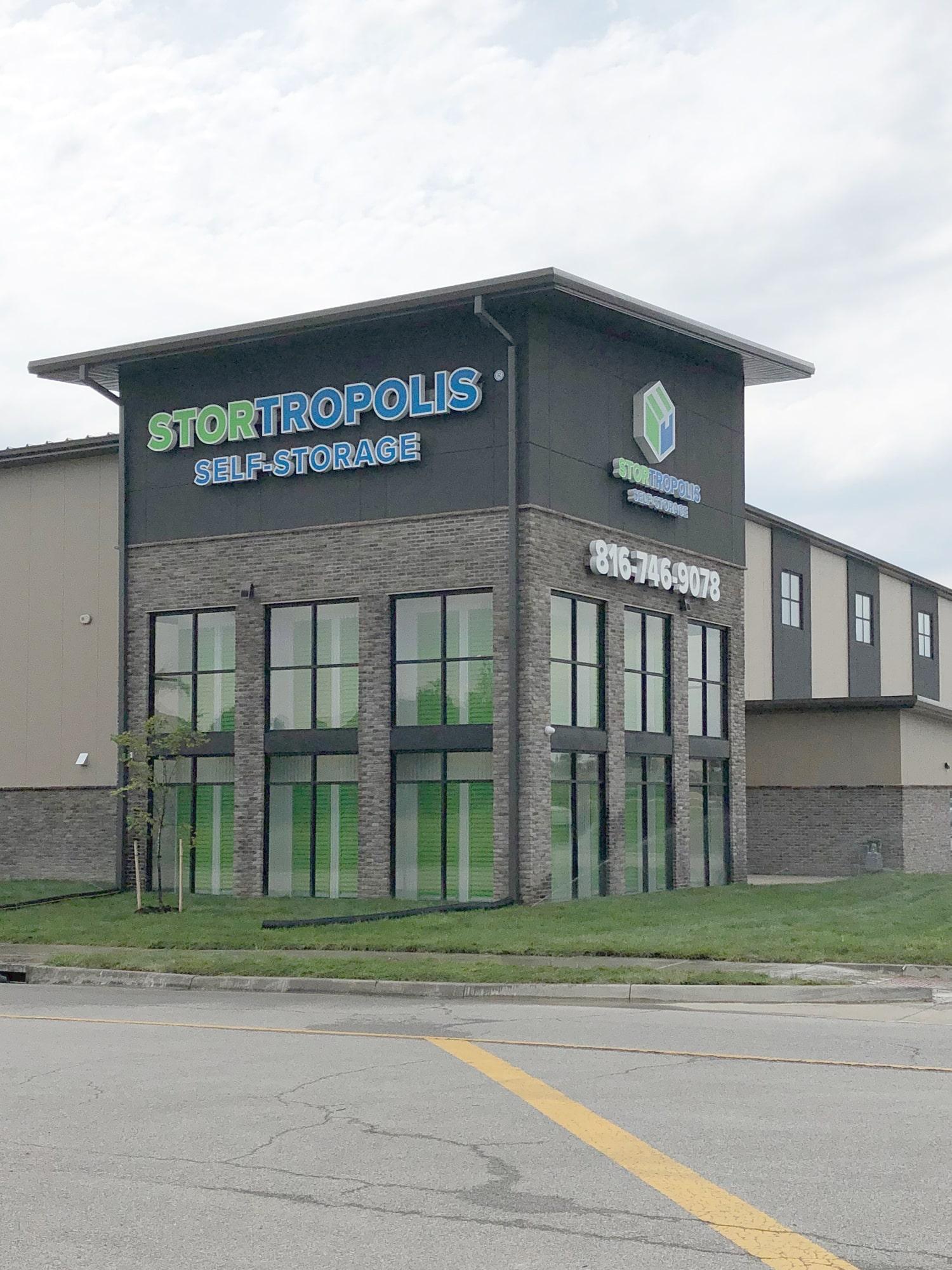 Self Storage Facility in Kansas City MO