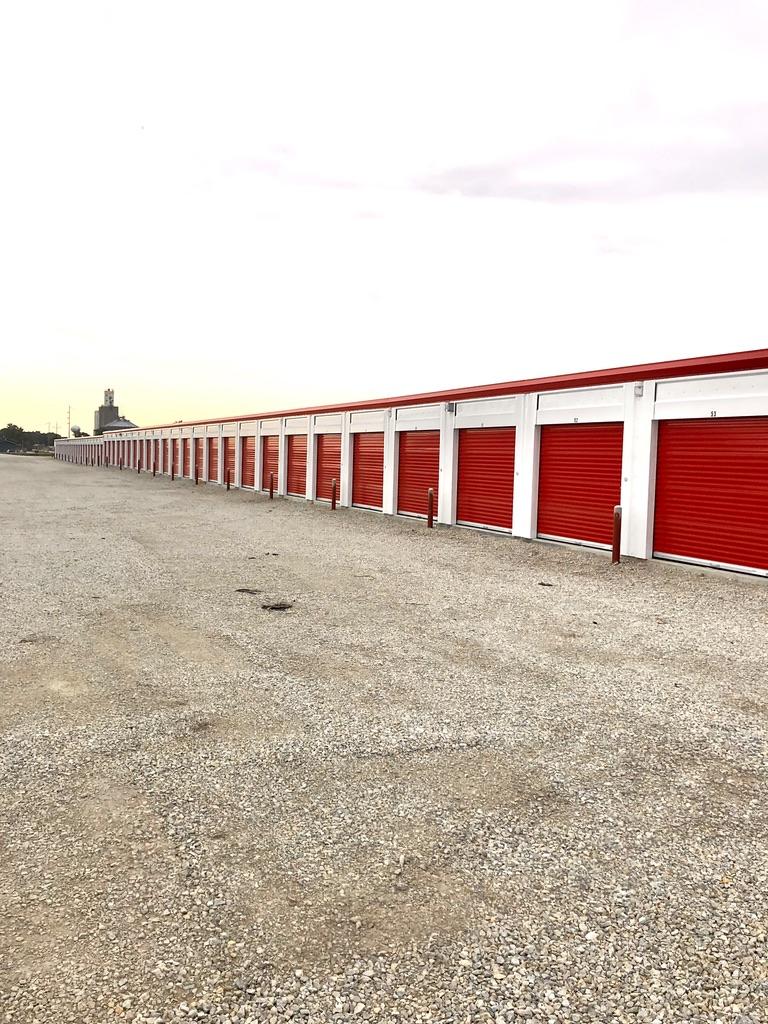 Drive-Up Storage in Macon, IL