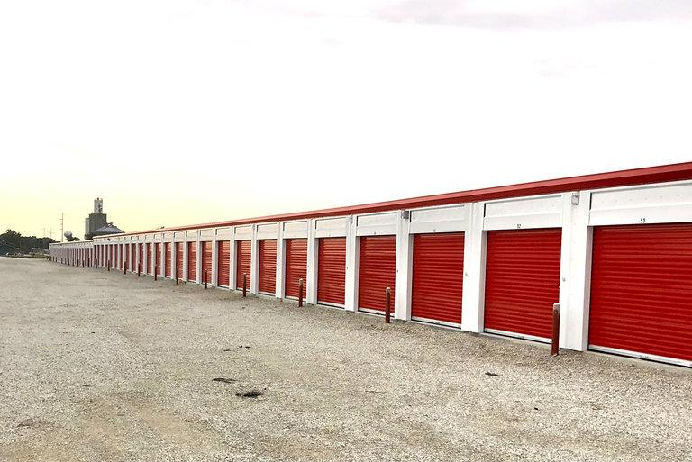 Self Storage in Macon, IL