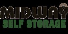 Midway Self Storage logo