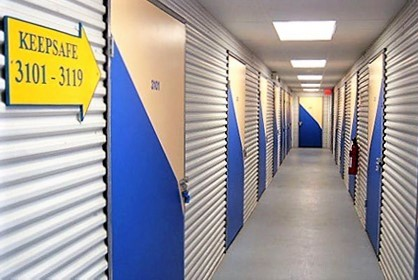 Interior Storage Units in West Haven CT