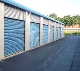 Exterior Storage Units West Haven CT
