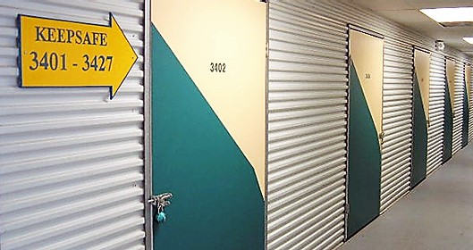 Indoor Storage Units in West Haven CT