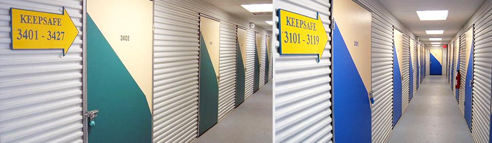 Interior Storage Units in West Haven CT