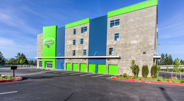 Self Storage facility in Everett, WA
