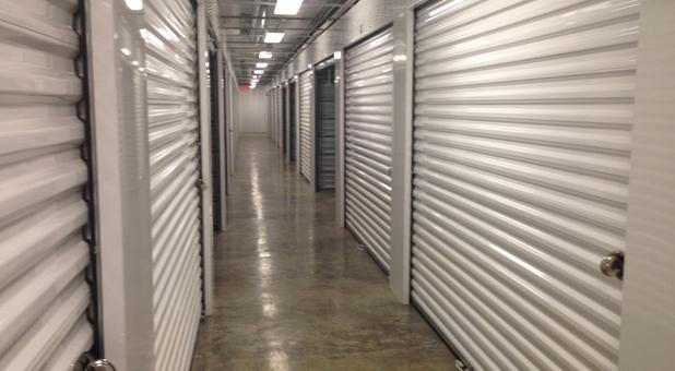 indoor storage units Clarksville, TN