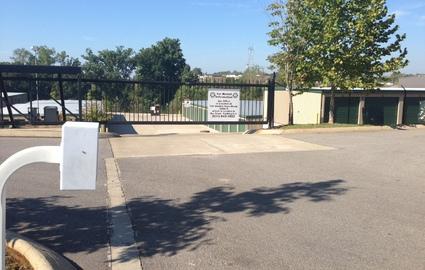 gated secure facility Clarkston, TN