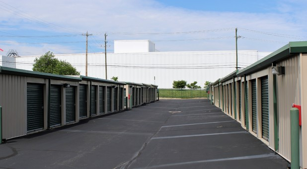 Drive up storage in Blue Ash, OH