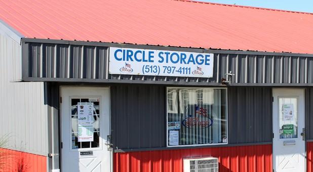 Circle Storage of Amelia