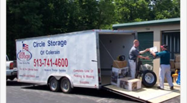 Truck Rental in Cincinnati, OH