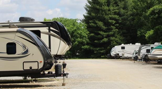 Vehicle Storage in Harrison, OH